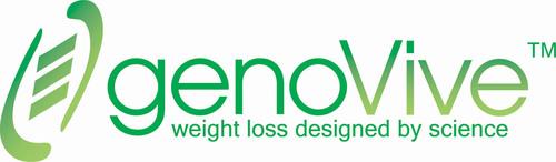 GenoVive LLC Logo. (PRNewsFoto/GenoVive) (PRNewsFoto/GENOVIVE)