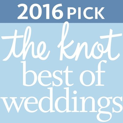 WEDGEWOOD ON BOULDER CREEK NAMED WINNER IN THE KNOT BEST OF WEDDINGS 2016