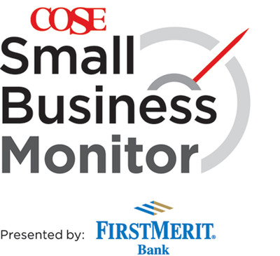 Quarterly survey of trends, economic indicators and opinions of northeast Ohio small businesses (www.cose.org/SBMsurvey).  (PRNewsFoto/Council of Smaller Enterprises)