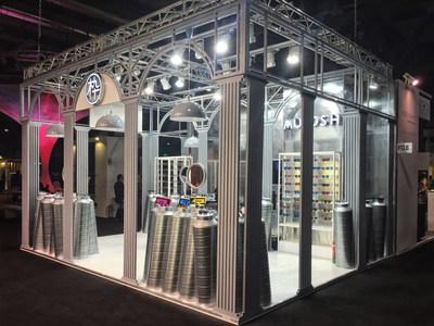 MUJOSH ra mắt tại Triển lãm kính mắt Milano, giới thiệu một phần chiến dịch và mục tiêu mở rộng hơn nữa kinh doanh quốc tế của hãng