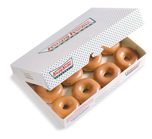 Thursday, September 19, any buccaneer to enter a participating Krispy Kreme  and talk like a pirate gets one ...