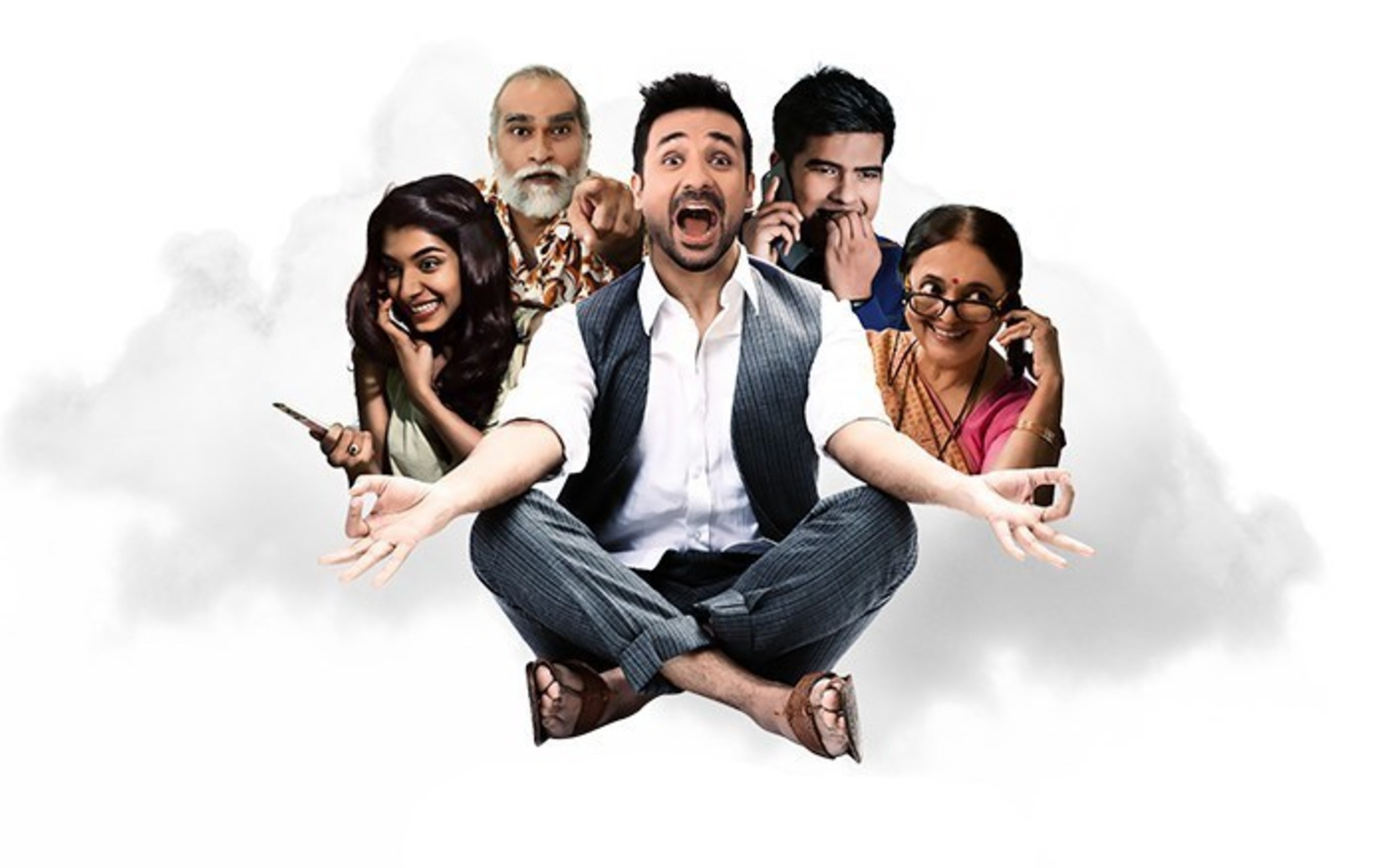 Never-Ending Calls Drive Vir Das Crazy As He Partners with Rebtel for Viral Video Series