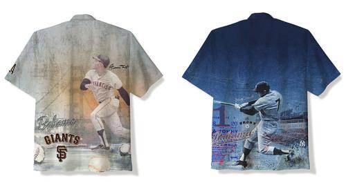 Tommy Bahama Announces 2013 'Collector's Edition' Major League Baseball Shirts