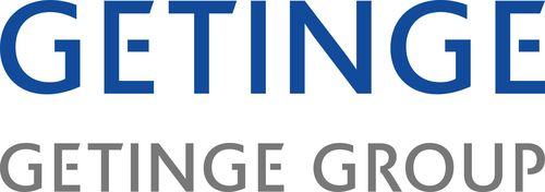 GETINGE GROUP Logo (PRNewsFoto/Getinge Infection Control AB)