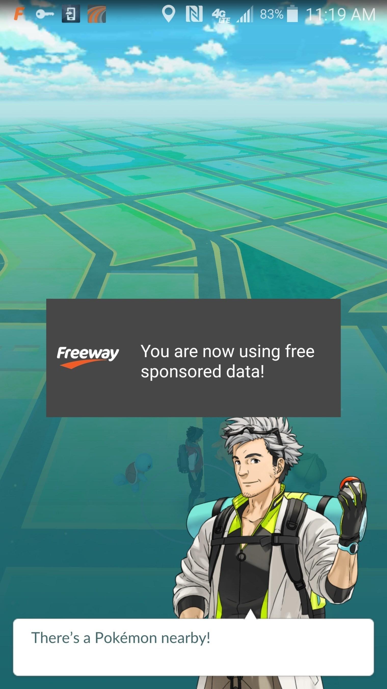 Pokemon Screenshot