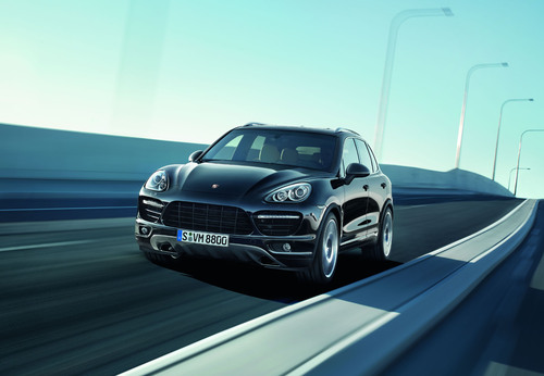 Summer Vacations Just Got Better: the All-New 2011 Porsche Cayenne SUV Starts Arriving in Dealer