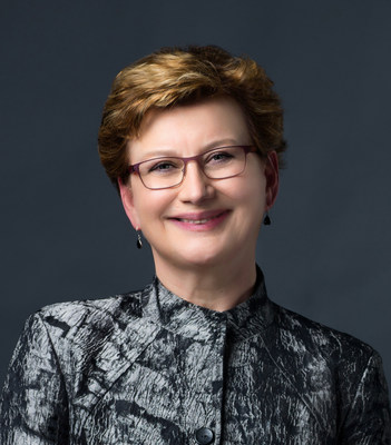Dr. Susan Schneider Hasseler, president-elect, Muskingum University, New Concord, Ohio.