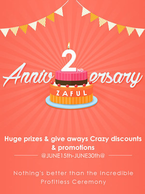 2-year Anniversary Promotion