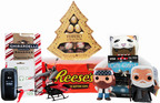 For holiday gift-giving, 7-Eleven targets millennials with hot toys like collectible Pop! Television vinyl figures and plush Domo toys, gift cards, high-end chocolates, electronic toys, wireless phones and accessories. Merchandise varies by store.  (PRNewsFoto/7-Eleven, Inc.)