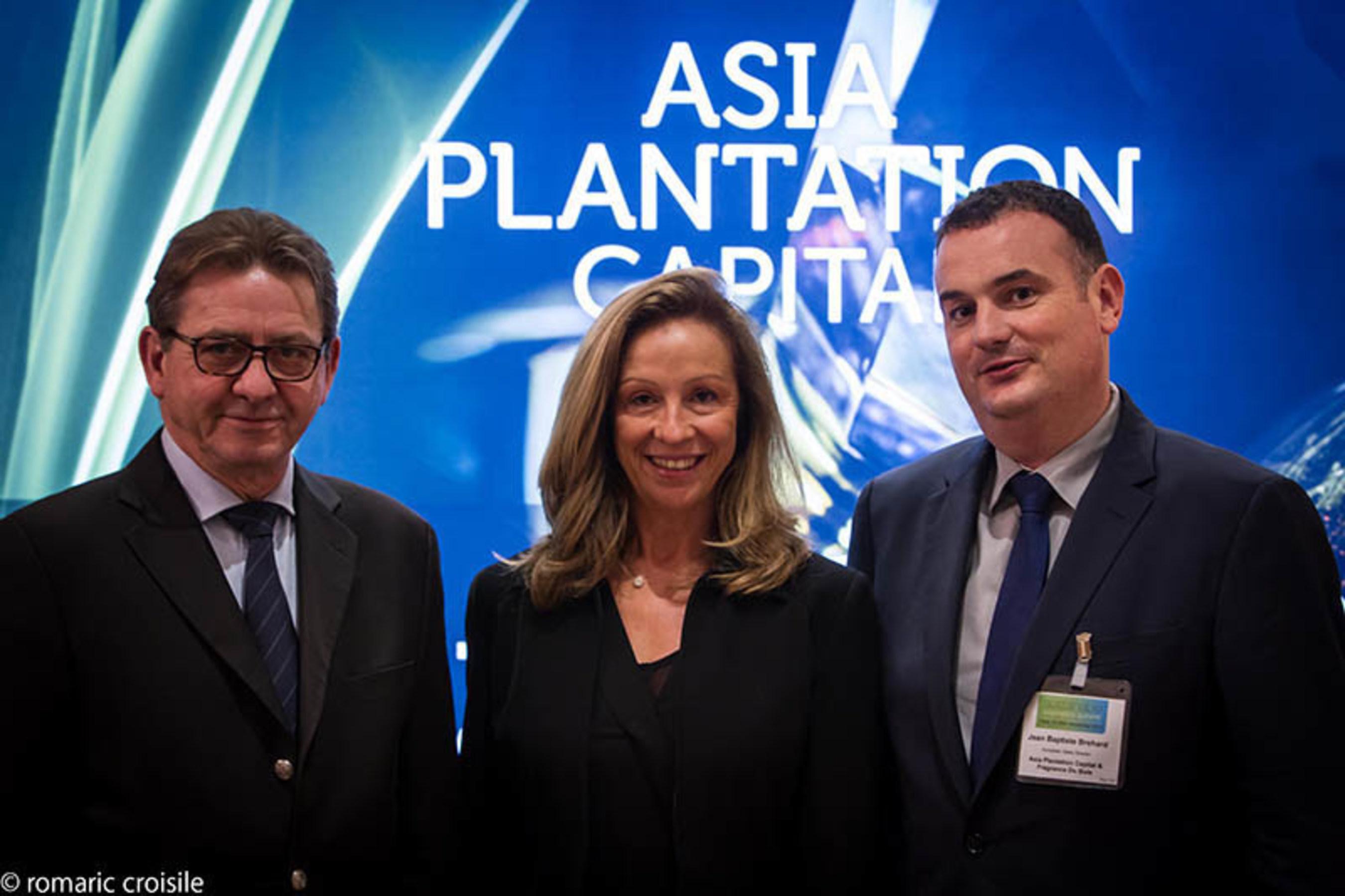 Asia Plantation Capital bei diesjährigen Sustainable Beauty Awards unter den besten Vier