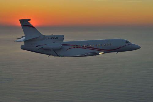 Dassault Aviation to Present Flagship Falcon 7X at Marrakech Air Show (PRNewsFoto/Dassault Aviation)