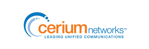 Cerium Networks, leader in advanced unified communications.  (PRNewsFoto/Cerium Networks, Inc.)