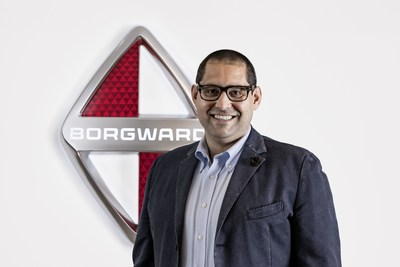 Tomas Caetano, Executive Director Global Brand & Marketing (PRNewsFoto/Borgward Group AG)