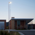 With the help of energy-efficient products from Cooper Lighting, Long Lake Elementary School now seeks to achieve LEED Silver Certification.  (PRNewsFoto/Cooper Lighting)