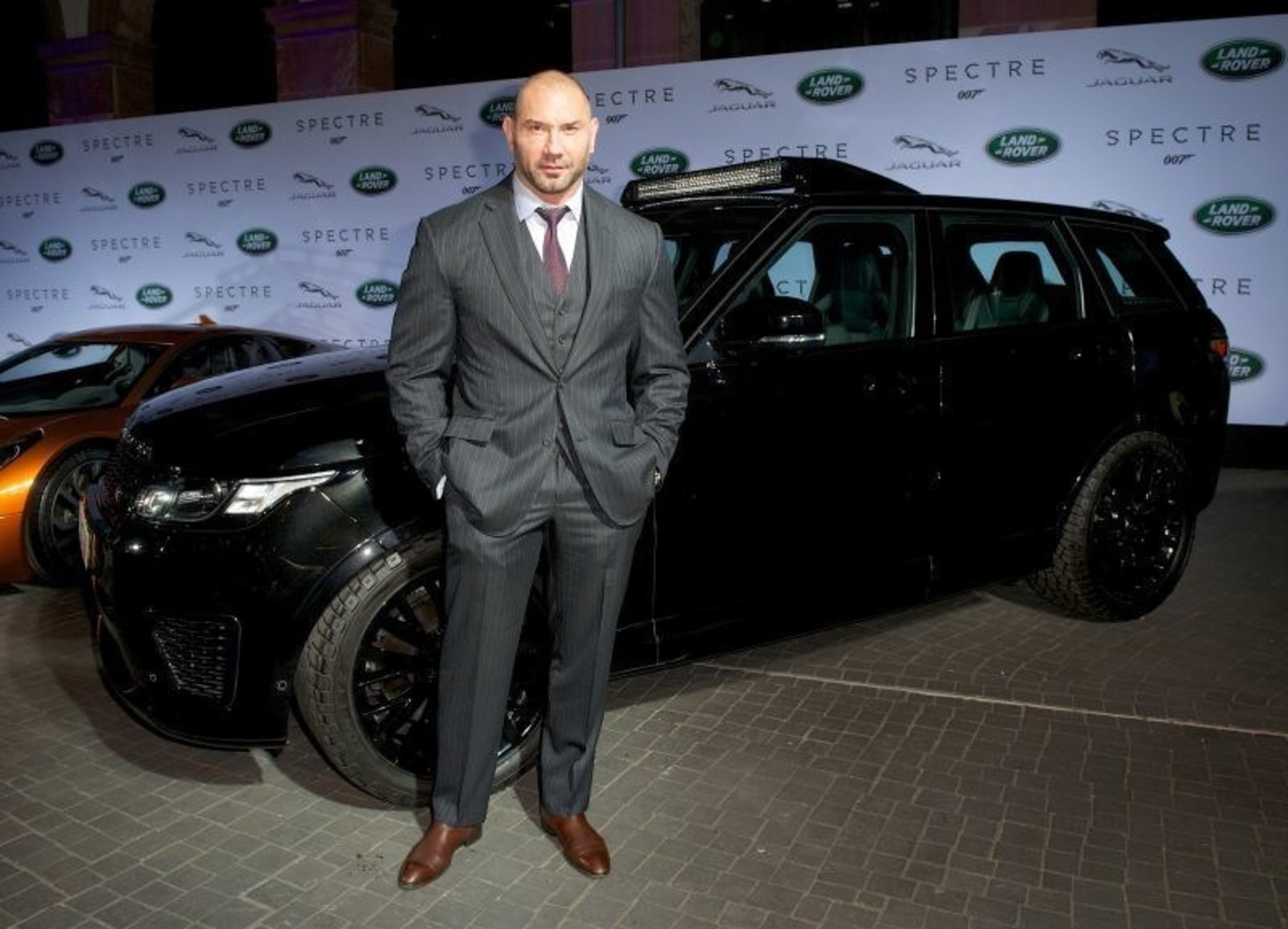 Global Unveiling of Jaguar Land Rover Bond Cars
