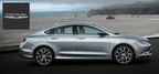 Alberta drivers look to Airdrie Dodge for all manner of research materials centered on the 2015 Chrysler 200. (PRNewsFoto/Airdrie Dodge)