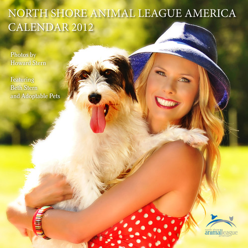 Animal Advocates and Adopters Beth and Howard Stern Resolve to Help Save Animals' Lives in 2012