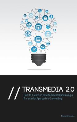 Transmedia 2.0 Book Cover (PRNewsFoto/Nuno Bernardo)