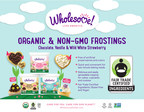 The Fair Trade Frosting On the Cake: Wholesome!® Announces World's First Fair Trade Organic Frostings