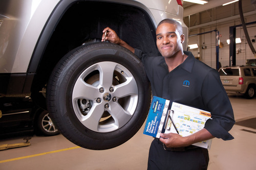 April is National Car-Care Month; Seven Tips from Mopar