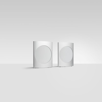 Bang & Olufsen's BeoLab 17 wireless loud speaker.  (PRNewsFoto/Bang & Olufsen)