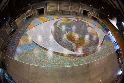 Transitions Optical Breaks Guinness World Records® Title For 'World's Largest Photo Mosaic' In