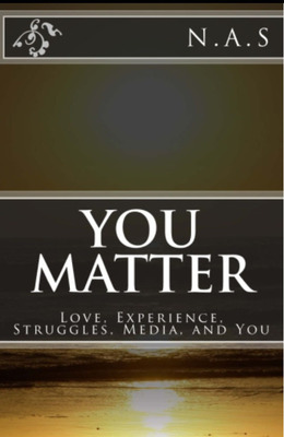 """You Matter"" book cover.  (PRNewsFoto/Negou Seid)"