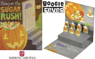 """New Boogie Fever™ Halloween Cards from American Greetings Put the """"Fun"""" in Funky"""