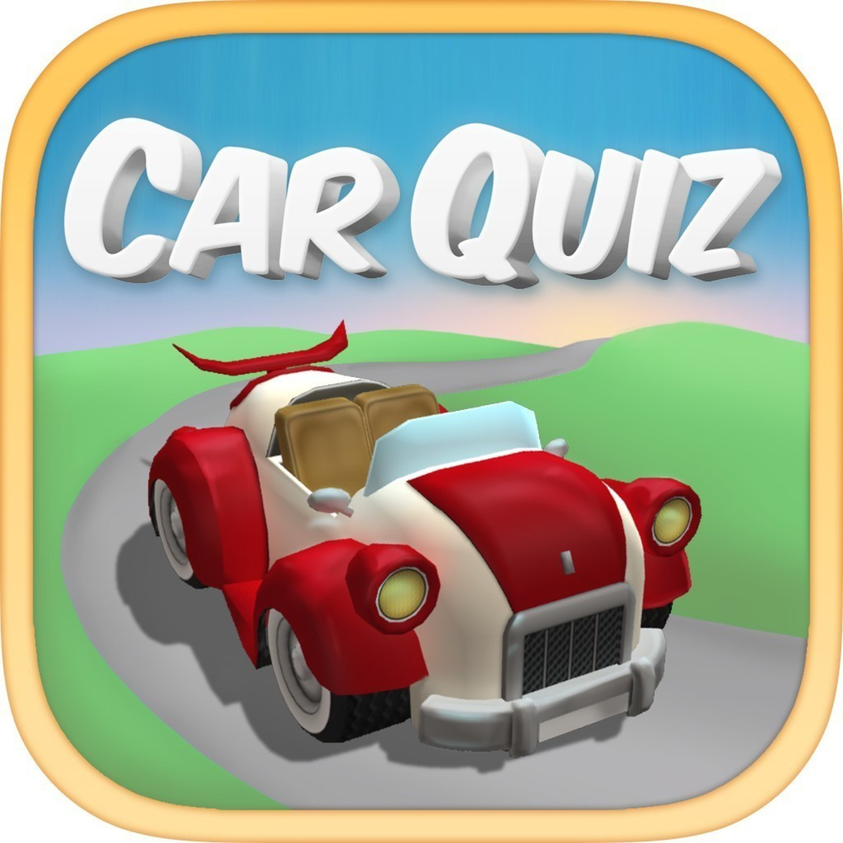 CarQuiz Math Game Released on the App Store