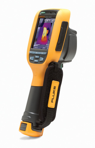 The Fluke(R) Ti105 and TiR105 Thermal Imagers are the latest addition to Fluke's series of lightweight, ...