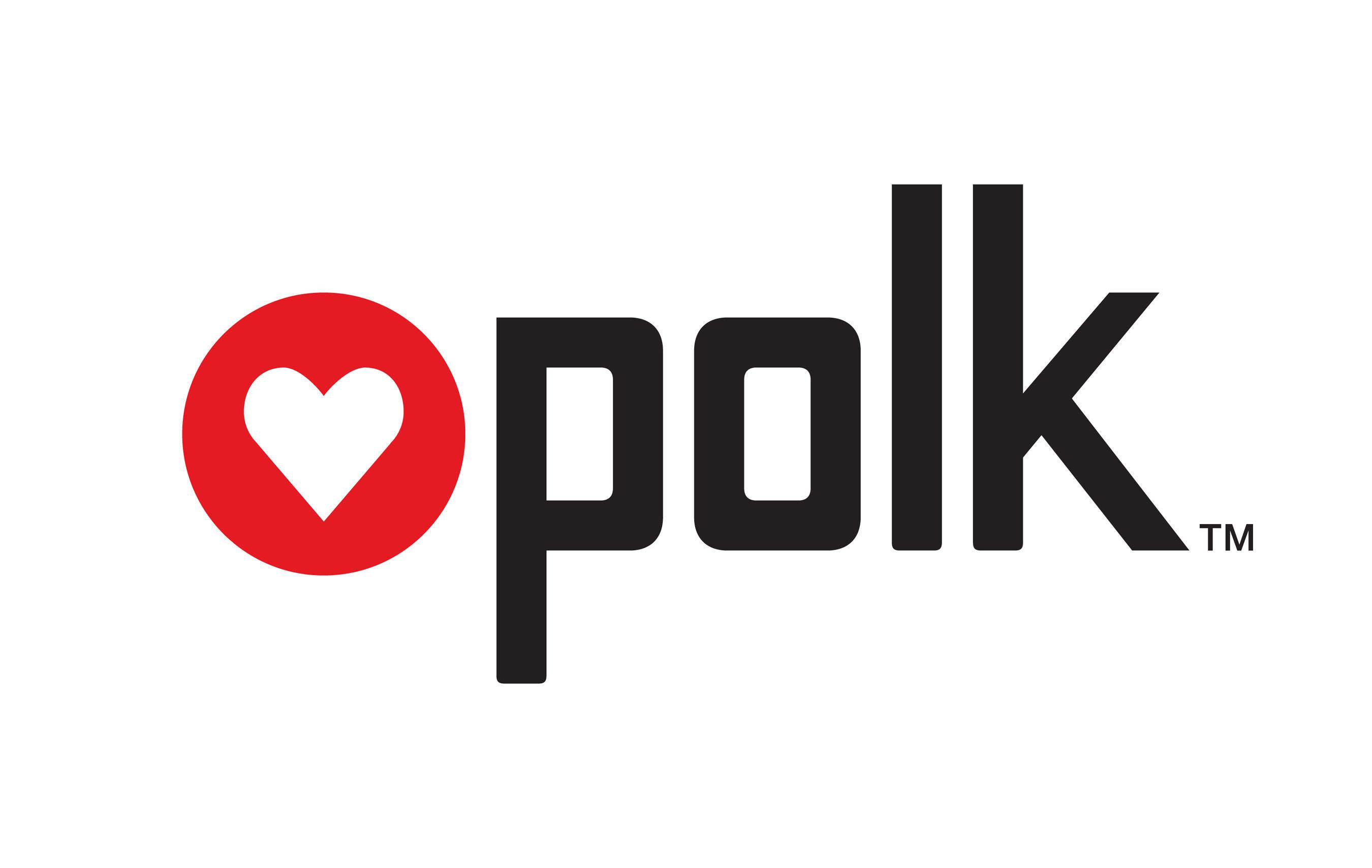 Polk logo. (PRNewsFoto/Polk) (PRNewsFoto/)