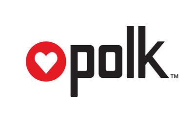 Polk logo.  (PRNewsFoto/Polk)
