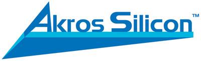 Akros Silicon logo.  (PRNewsFoto/Akros Silicon Inc.)