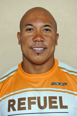 Former football star Hines Ward has teamed up with REFUEL | 'got chocolate milk?' to take on the 2013 IRONMAN(R) World Championship triathlon in Hawai'i thanks to a new program and Web series called 'BECOME ONE(TM)' The program will provide Ward - plus two contest winners chosen to train and race with him - with the tools and nutritional know-how to conquer the 140.6-mile triathlon, including refueling with lowfat chocolate milk. Athletes can apply at www.gotchocolatemilk.com through Nov. 30.  (PRNewsFoto/MilkPEP)