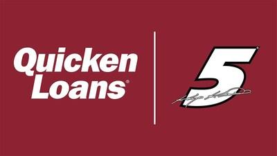 Quicken Loans joins Hendrick Motorsports, No. 5 team with Kasey Kahne