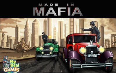 Made in Mafia - game screenshot