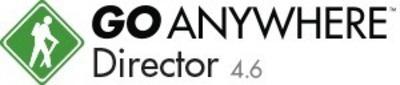 GoAnywhere Director 4.6 logo (PRNewsFoto/Linoma Software)