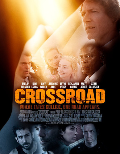 'CROSSROAD' Launches On DVD March 12; Grieving Dad Seeks Revenge, Finds Forgiveness