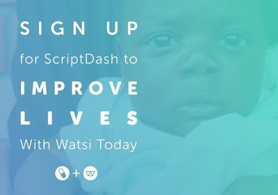 ScriptDash and Watsi partner to fund healthcare around the world.