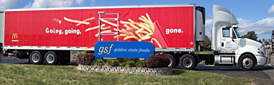 Golden State Foods Acquires McDonald's Distribution Center in Lebanon, Ill.  (PRNewsFoto/Golden State Foods)