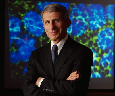 Dr. Anthony S. Fauci, Director, National Institute of Allergy and Infectious Diseases (NIAID) of the National Institutes of Health (NIH). (PRNewsFoto/Galien Foundation) (PRNewsFoto/GALIEN FOUNDATION)
