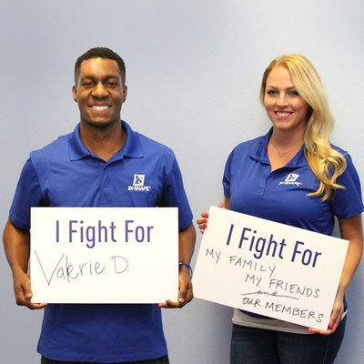 In-Shape Fights Cancer