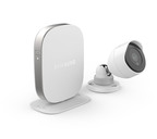 Samsung Unveils the SmartCam HD Outdoor WiFi IP Security Camera at CES 2014.  (PRNewsFoto/Samsung Techwin America)