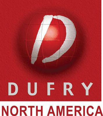Dufry North America Logo.  (PRNewsFoto/Dufry North America)
