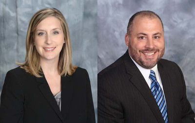 Kristy M. Goldman and Jason W. Wright Join King Law Group.  (PRNewsFoto/King Law Group PLLC)