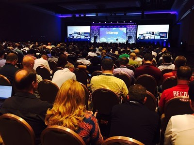 Keynote session with a full audience