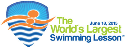 More than 40,000 swimmers in 24 countries - most of them children - attempting 6th world record to help prevent drowning. Drowning is the second leading cause of accidental death for kids 1-14 in the US. Event happens at 10 am locally, following the International Date Line around the globe. #WLSL  #Learn2Swim #BiggestSwimLessonEver! #DrowningIsPreventable  - WLSL.org