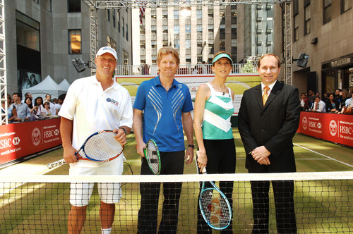 HSBC Bank USA Brings Authentic Wimbledon Experience to New York City June 21-25