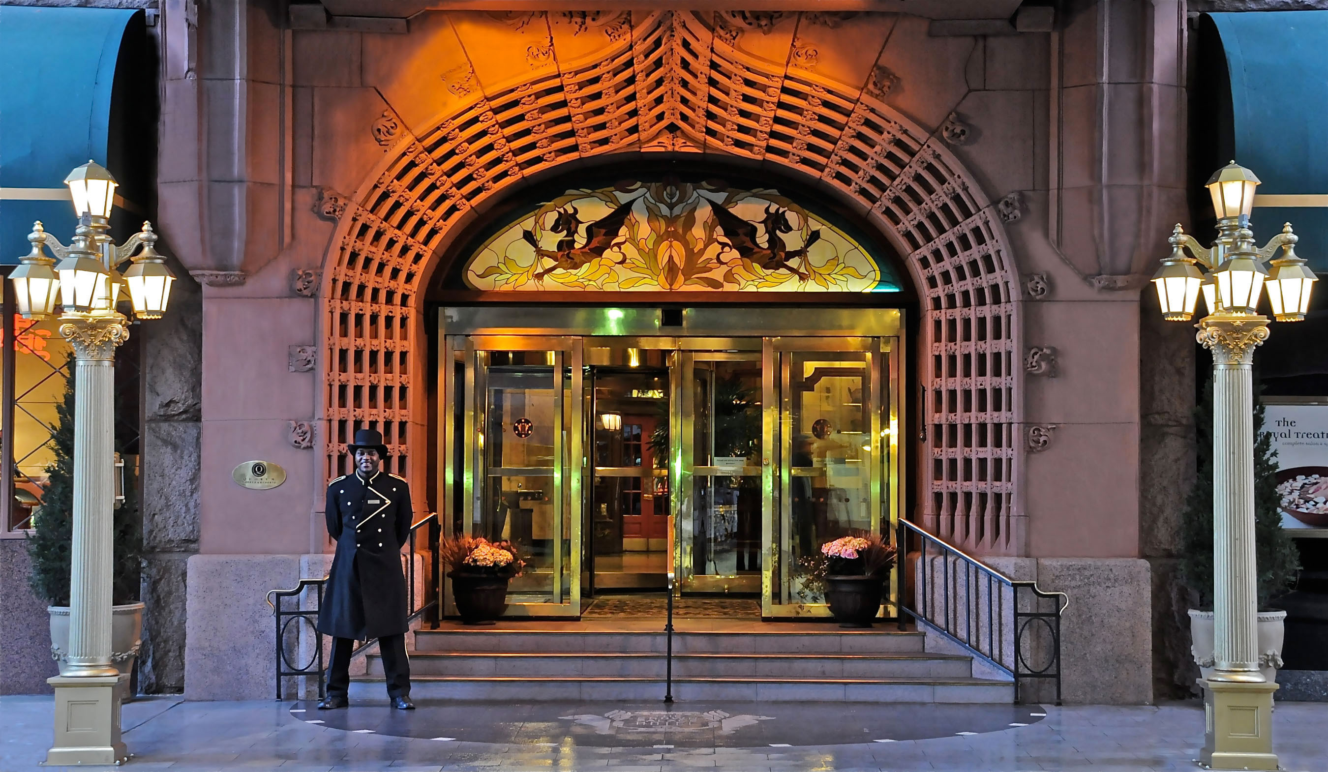 The Brown Palace Hotel and Spa Joins Autograph Collection.  (PRNewsFoto/Marriott International)