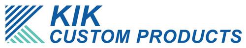 KIK Logo. (PRNewsFoto/KIK Custom Products Inc.) (PRNewsFoto/KIK CUSTOM PRODUCTS INC.)
